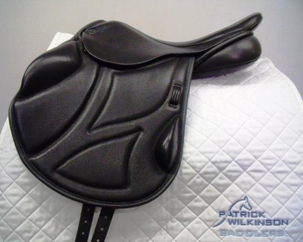 ideal Impala Professional Single Flap, 17.5, W, black