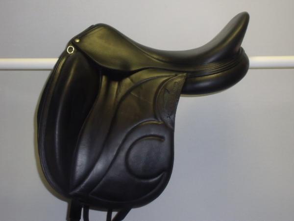 devocoux Loreak Dressage D3D, 18.5, M, black