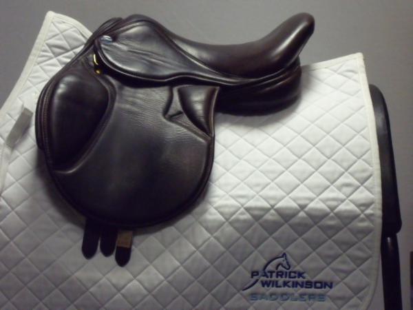 PatrickWilkinson Pony Jump, 15, W, black