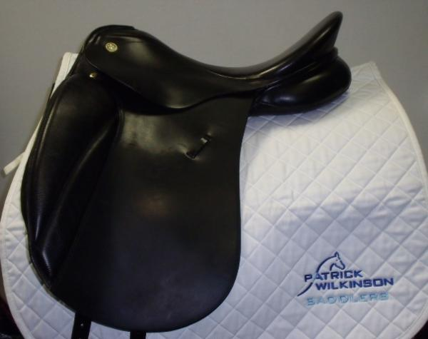kieffer Dressage, 17.5, MW, black