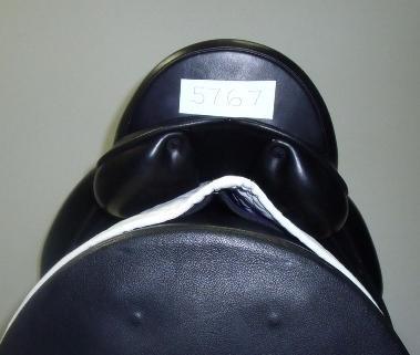 equipe Emporio single flap dressage, 17, , black