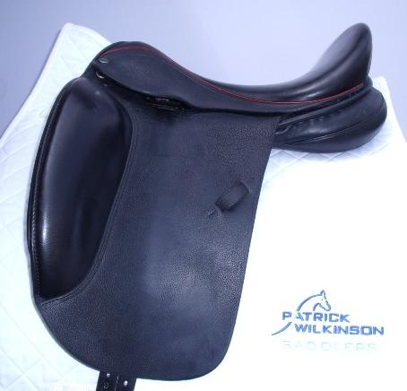 farrington Centreline Dressage, 18, , black
