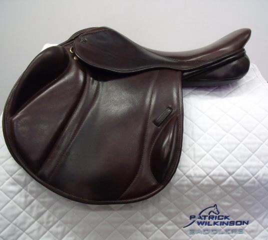 Pony Cob & Horse, 17.5, M, brown