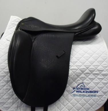 ideal Dressage, 18.5, XW, black