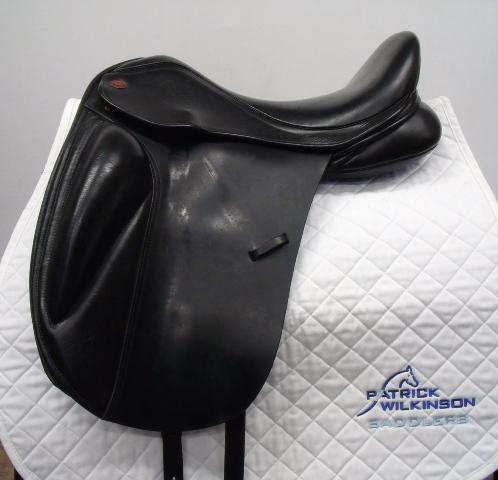kentandmasters Dressage High Wither, 17.5, AD, black