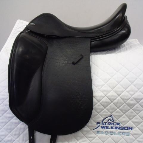 jaguar Harry Dabbs Dressage, 17.5, MW, black