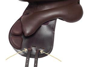 Fairfax Jump and GP Saddles