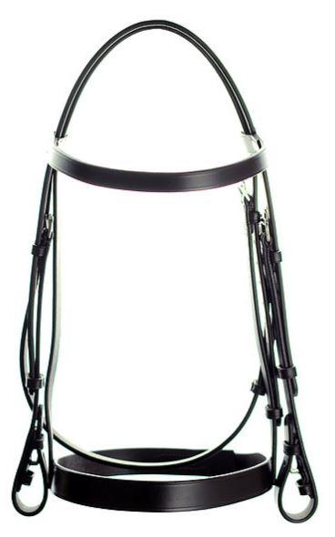 Ascot plain bridle
