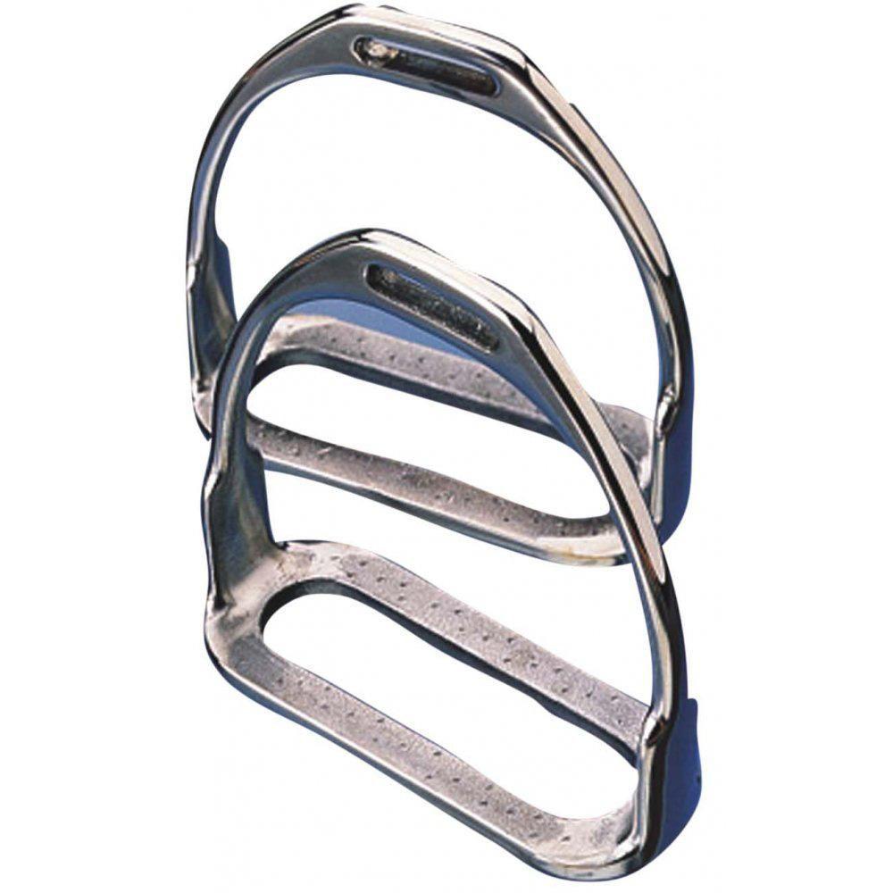 Two bar stirrup irons
